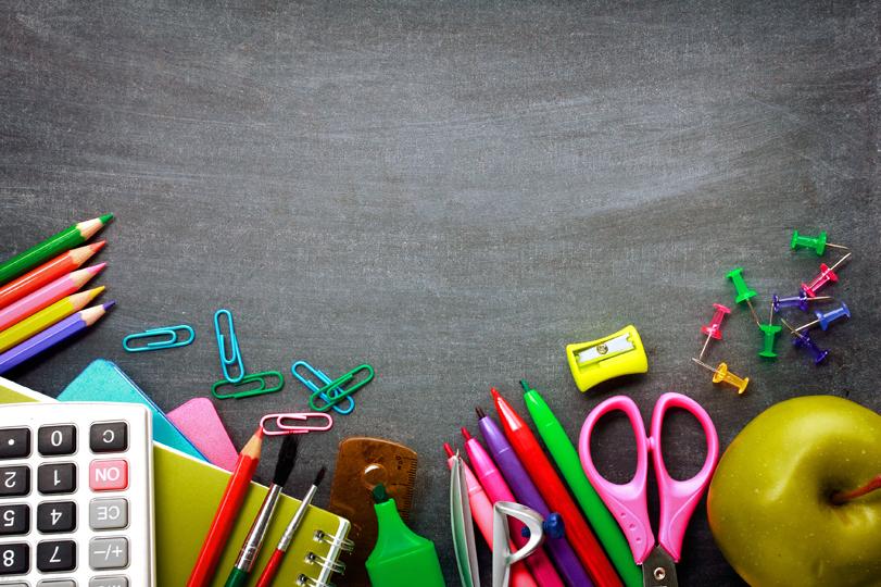 Lista útiles escolares 2020