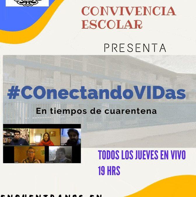 #COnectandoVIDas